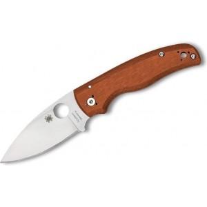 SPYDERCO SHAMAN. Обзор складного ножа для походов и рыбалки