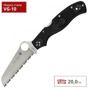 Нож SPYDERCO RESCUE 3 14FSBKRD3
