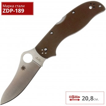 Нож SPYDERCO STRETCH 2 90GBNPE2